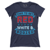 Red White and Boozed (Ladies) - 4oj