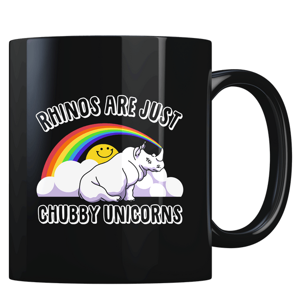 Rhino Unicorn - Coffee Mug