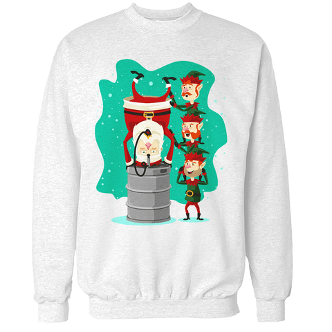 Santa's Little Helpers Unisex Sweatshirt