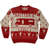 S* Full Ugly Christmas Sweater