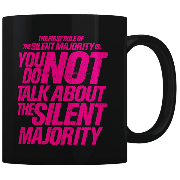 Silent Majority Club - Coffee Mug