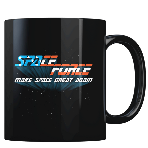Space Force (Space Federation Edition) - Coffee Mug
