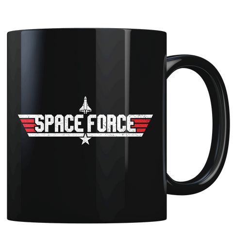 Space Force (Fighter Pilot Edition) - Coffee Mug