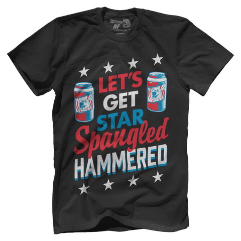 AK: Let's Get Star Spangled Hammered