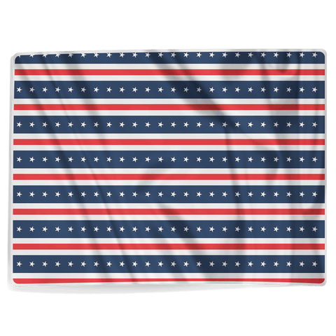 Star Spangled Hammered - Blanket