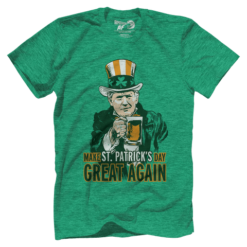 AK: Make Saint Patrick's Day Great Again
