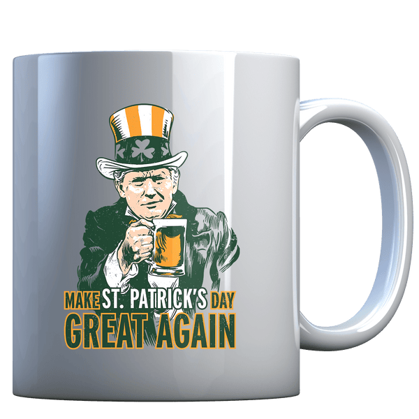 SPD: Make Saint Patrick's Day Great Again - Coffee Mug