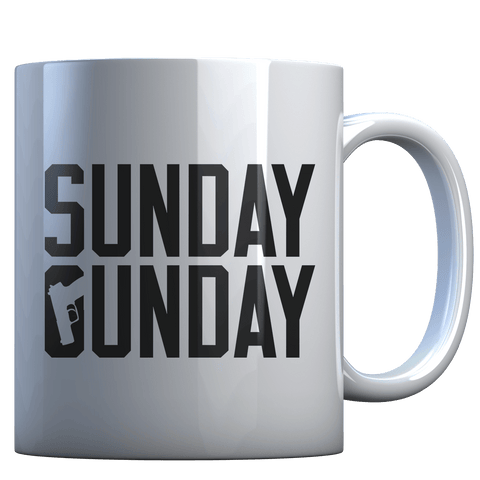 Sunday Gunday - Coffee Mug
