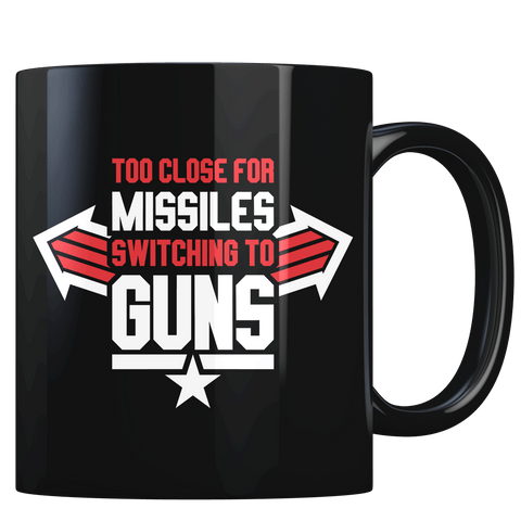 Switching To Guns - Coffee Mug