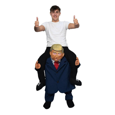 Trump Piggyback Costume