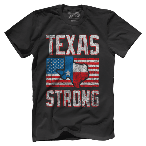 BB: Texas Strong - Fundraiser Shirt