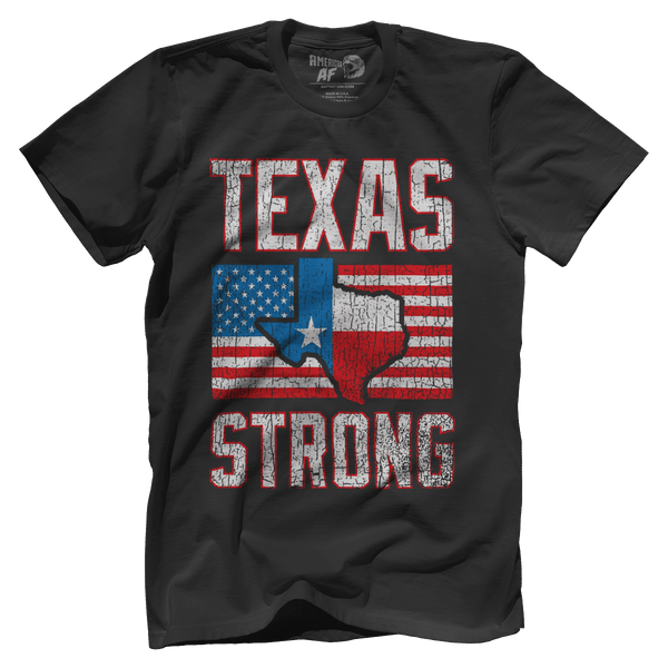 AK: Texas Strong - Fundraiser Shirt