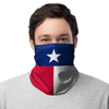 Face Gaiter Texas Flag Face Gaiter