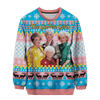 GOLDEN GIRLS Christmas Sweater