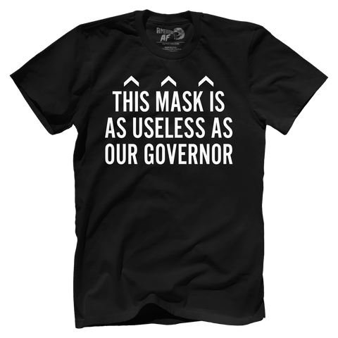 Useless as Our Governor