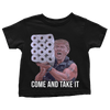 Trump Come and Take It - Toddlers