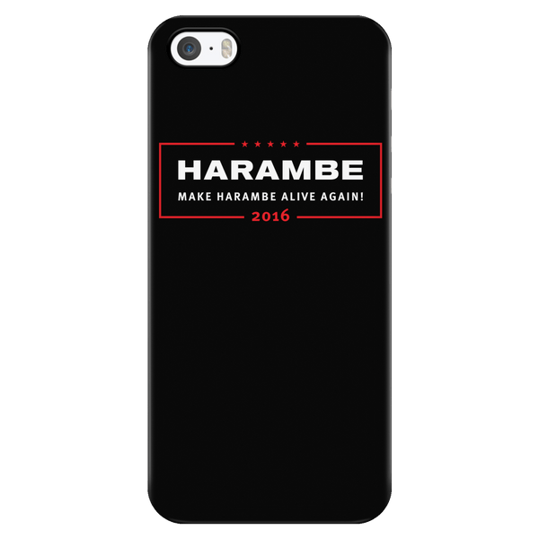 Make Harambe Alive Again - Phone Case