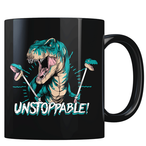 Unstoppable - Coffee Mug