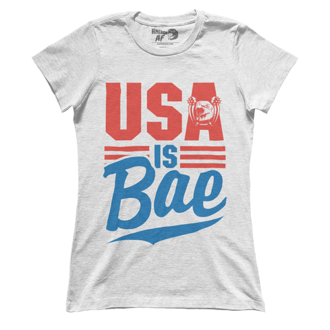 USA is BAE (Ladies)