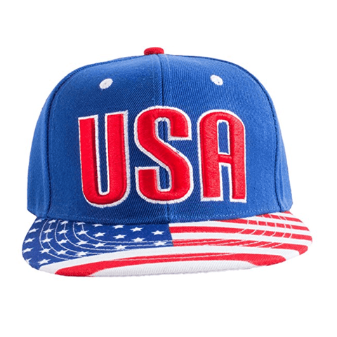 USA Flag Cap - 4oj