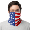 Face Gaiter Flag V3 Face Gaiter