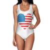 My Heart Belongs to America Swimsuit