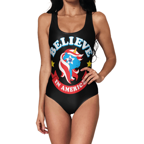Believe in America Swimsuit