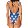 Swimsuit Blue Star Swimsuit - Modern