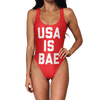 USA is Bae Swimsuit - Modern