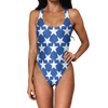 Blue Star Swimsuit - Modern