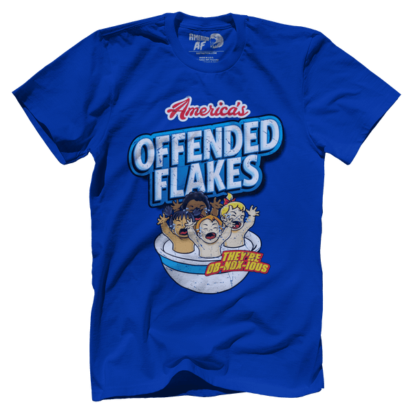 Offended Flakes (PARODY)