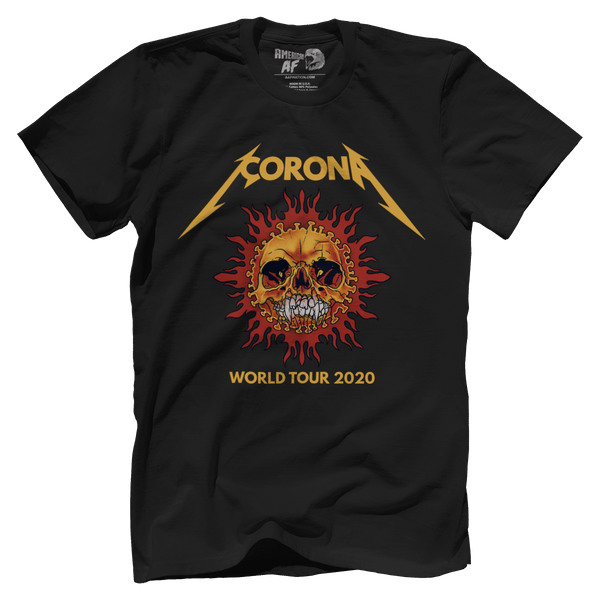 Corona Virus World Tour 2020 V3