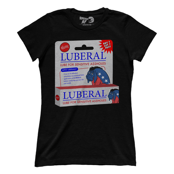 Luberal Cream (Ladies) (parody)