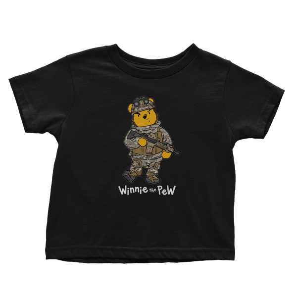 Winnie the Pew - Army - Toddlers