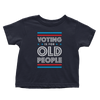 Voting is for Old People - Toddlers