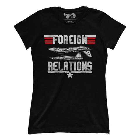 Foreign Relations (Ladies)
