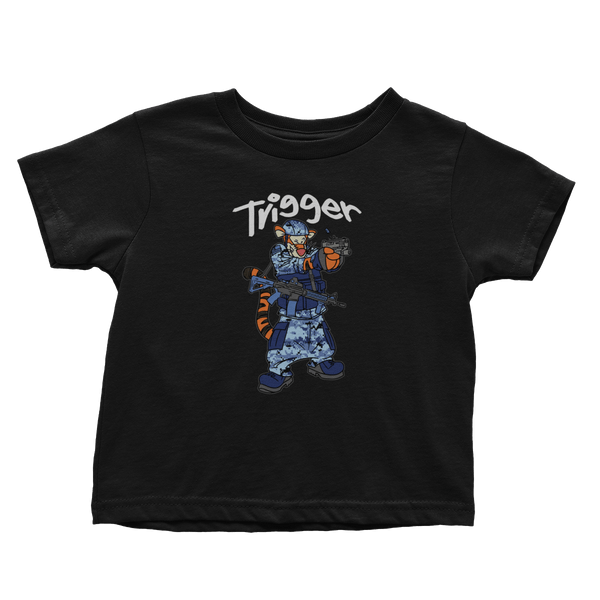 Trigger - Navy - Toddlers