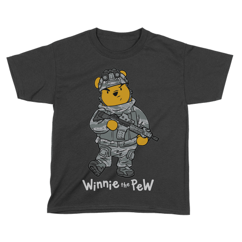 Winnie the Pew - Air Force - Kids