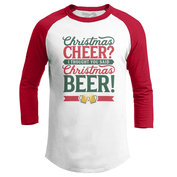 Christmas Cheer Christmas Beer