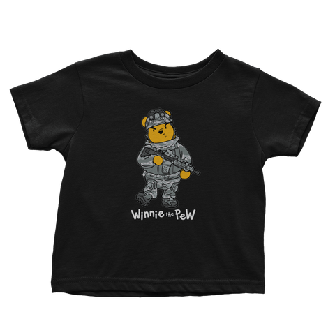 Winnie the Pew - Air Force - Toddlers