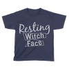 Resting Witch Face - Kids