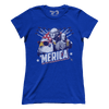 America F Yeah (Ladies) - April 2019 Club AAF Exclusive Design