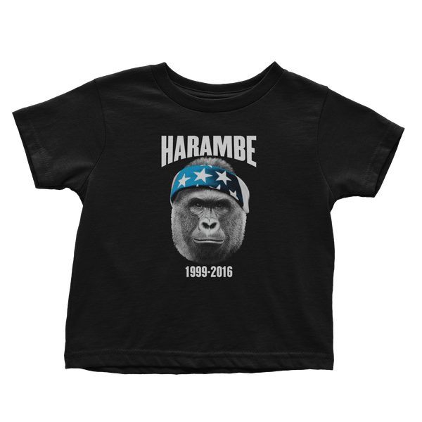 Harambe 1999-2016 - Toddlers