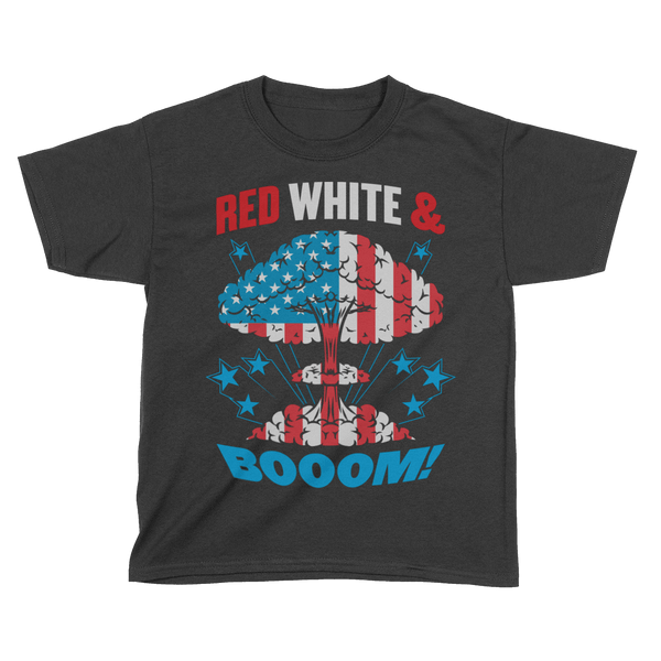 Red, White, and Boom - Kids