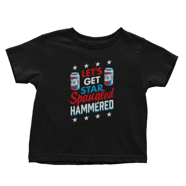 Let's Get Star Spangled Hammered - Toddlers