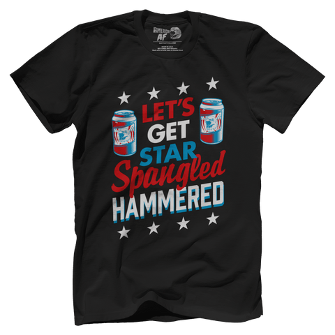 Let's Get Star Spangled Hammered