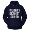 World's Okayest Sailor