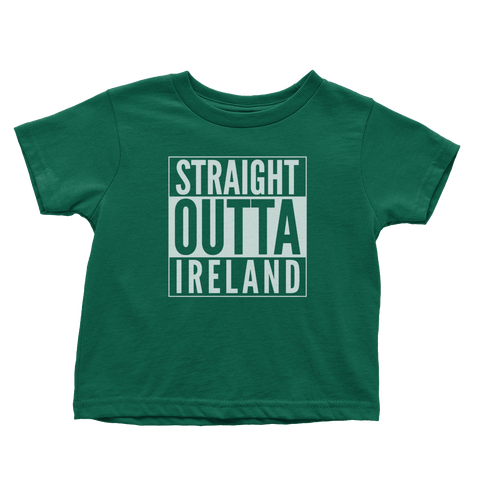 SPD: Straight Outta Ireland - Toddlers