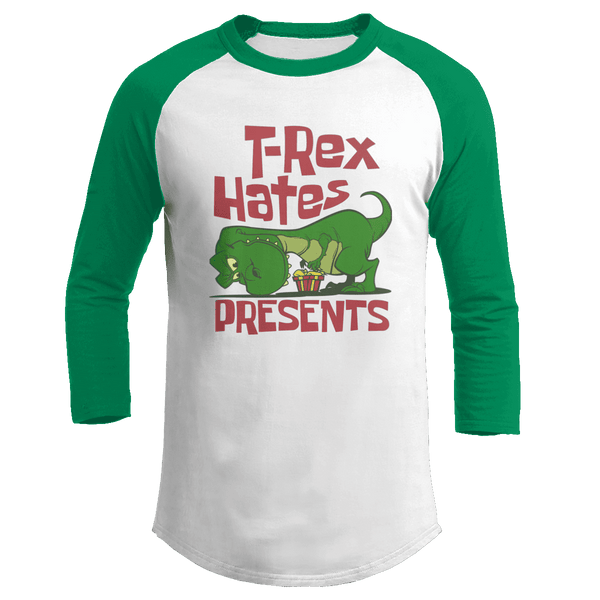 T-Rex Hates Presents - Kids