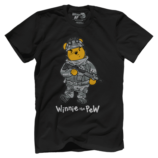Winnie the Pew - Air Force
